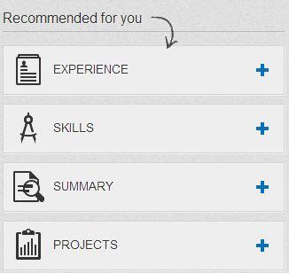 LinkedIn Profile Recommendatations